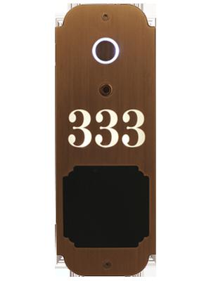 H tellerie produits adapt s et personnalisables meljac for Numero de chambre