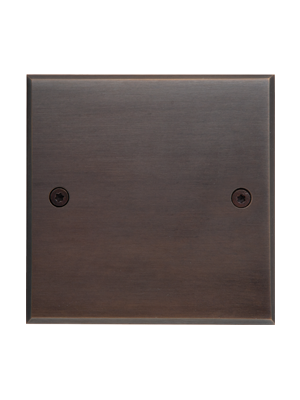 Brass Covers For Lutron Crestron And Other Meljac