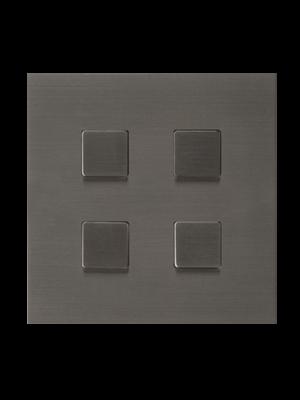 interrupteurs prises autres produits haut de gamme et luxe meljac. Black Bedroom Furniture Sets. Home Design Ideas