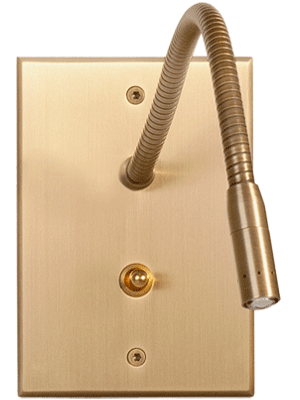 classique interrupteurs en laiton levier goutte d 39 eau meljac. Black Bedroom Furniture Sets. Home Design Ideas